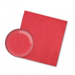 Салфетки Красные    24*24,  1 сл, 400 л, 1/4 сл.