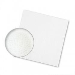 Салфетки Белые    24*24,  1 сл, 100 л, 1/4 сл.
