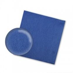 Салфетки Синие    24*24,  1 сл, 400 л, 1/4 сл.