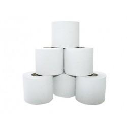 Туалетная бумага белая, 1-сл., 50м, арт. 1-50-ТБЭ
