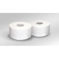 Туалетная бумага в рулоне. Арт 2-100-ТМ