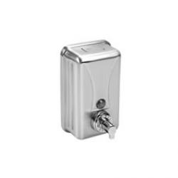 Дозатор для  мыла-пены 1088М   1000 мл.  сталь матовый