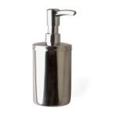 Дозатор для  жидкого мыла IS 15 П   300 мл.  Полированная сталь