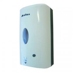 Автоматический дозатор для мыла. ASD-7960W  Объем : 1200 мл. Белый