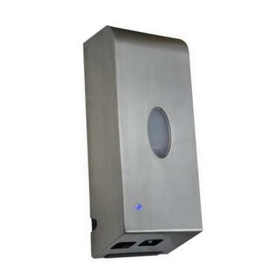 Автоматический дозатор для жидкого мыла. ASD-7961 М металл матовый