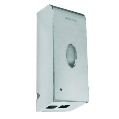 Автоматический дозатор для жидкого мыла. ASD-7961 S металл хром