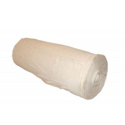 Холостопрошивное полотно (половая тряпка) Белое
