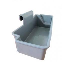 Корзинка пластиковая для уборочных тележек TSS3030