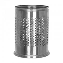 Ведро для мусора офисное сталь