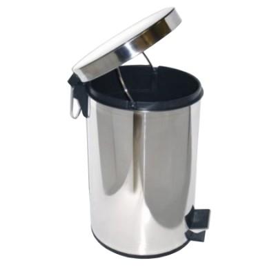 Ведро для мусора с педалью 12л. GB 12L П