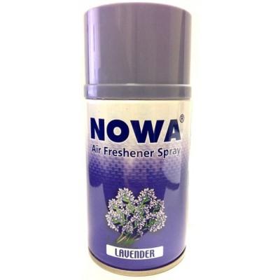 Спрей для автоматического освежителя воздуха NOWA LAVENDER