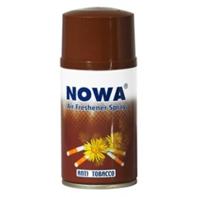Спрей для автоматического освежителя воздуха NOWA ANTI TOBACCO