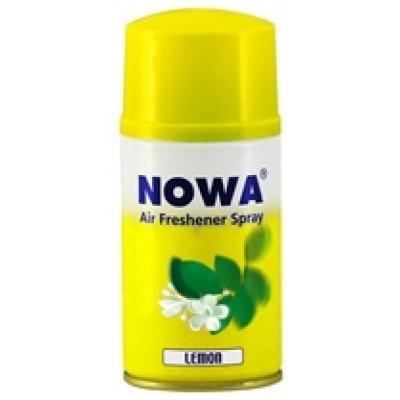 Спрей для автоматического освежителя воздуха NOWA LEMON