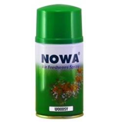 Спрей для автоматического освежителя воздуха NOWA WOODSY