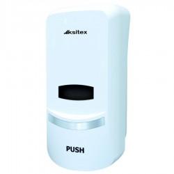 Дозатор для мыла. SD-1368A Объем : 600 мл. Цвет: белый