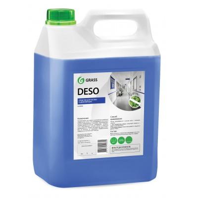 """Средство для чистки и дезинфекции """"Deso"""" (канистра 5 кг)"""