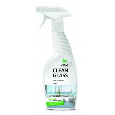"Очиститель стекол и зеркал ""Clean glass"" (флакон 600 мл)"
