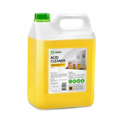 """Кислотное средство для очистки фасадов """"Acid Cleaner"""" (канистра 5,9 кг)"""
