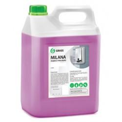 """Жидкое крем-мыло """"Milana"""" черника в йогурте (канистра 5 кг)"""