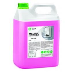 """Жидкое крем-мыло """"Milana"""" Bubble gum (канистра 5 кг)"""