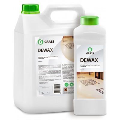 """Средство для удаления защитного покрытия с пола """"Dewax"""" (канистра 1 л)"""