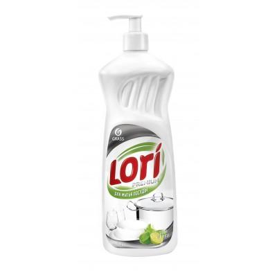 "Средство для мытья посуды""Lori Premium"" лайм и мята 1000 мл"