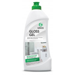"Чистящее средство для ванной комнаты ""Gloss gel"" (флакон 500 мл)"
