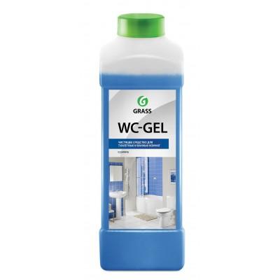 """Средство для чистки сантехники """"WC-gel"""" (флакон 1 л)"""