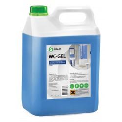 """Средство для чистки сантехники """"WC-gel"""" (канистра 5 кг)"""