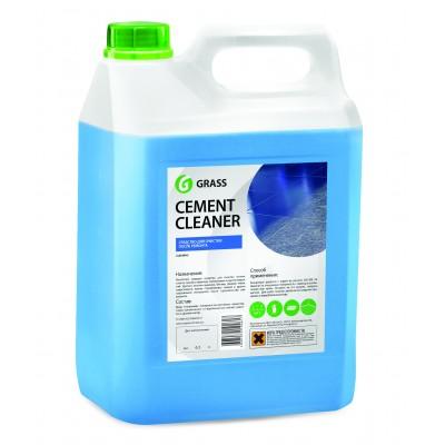 """Очиститель после ремонта """"Cement Cleaner"""" (канистра 6,3 кг)"""