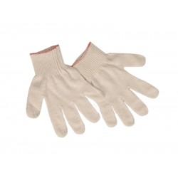 Перчатки ХБ  без ПВХ 4 нити 7,5 класс