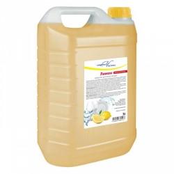 Средство для посуды Лимон (КОНЦЕНТРАТ). КАНИСТРА 5 л